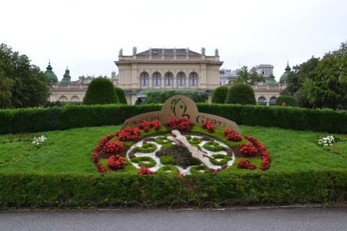 Stadtpark, Viena