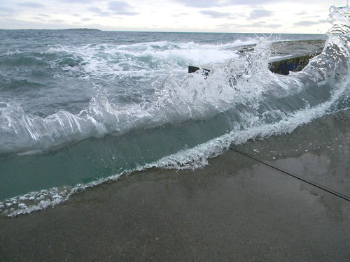 King Tide in Victoria - by Luton on Flickr