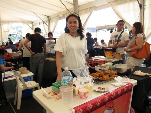 me @ Soderno Weekend Market