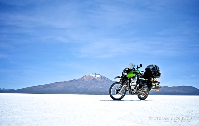 KLR 650 Trip Peru and Bolivia 603