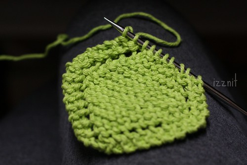 Continental Knitting Practice