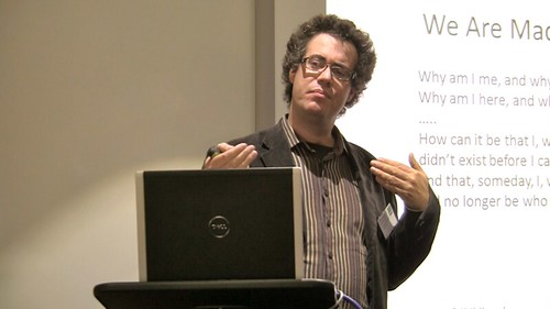 Dr Thomas Haigh at LIS DREaM 3