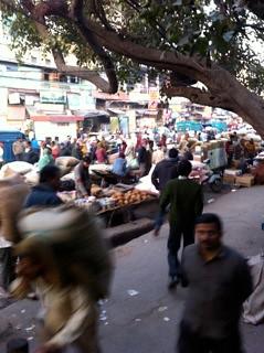Mercado de especias de Nueva Delhi (¡El más grande de Asia!)