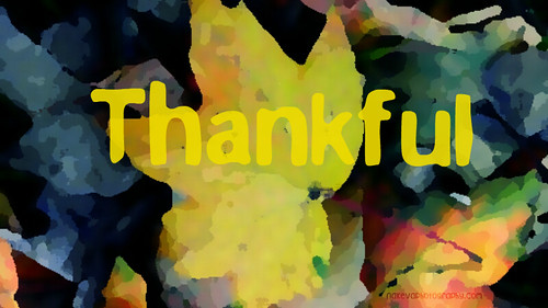 What are you thankful for in your business? From Nakeva's Flickr photostream.