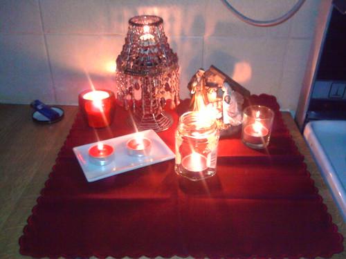 Kitchen Ancestor Altar