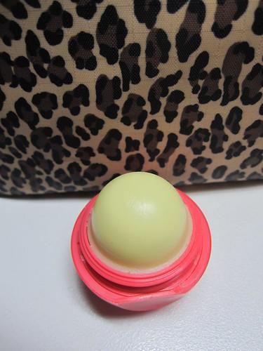 Unique sphere shape lip balm