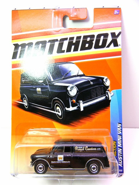 MATCHBOX AUSTIN MINI VAN BLK (1)