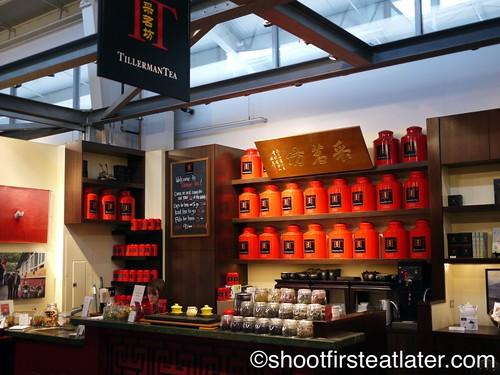 Tillerman Tea - Oxbow Public Market