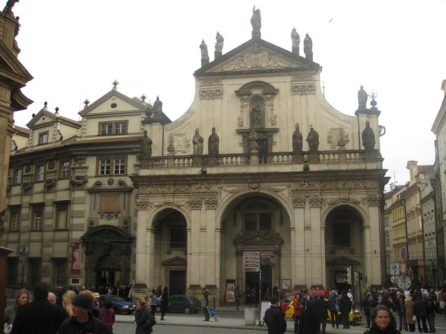 Kostel Nejsvětějšího Salvátora (Church of St Salvator)