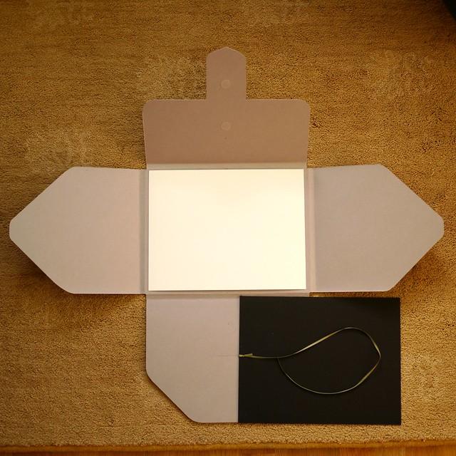 DIY Folio Enclosure : Back Construction [2]