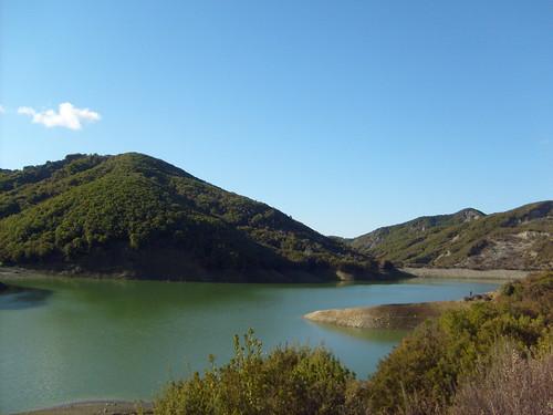 Fjolla lake