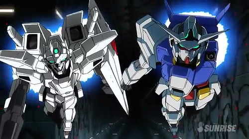 Gundam AGE Episode 15 Those Tears Fall in Space Youtube Gundam PH (55)