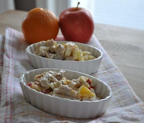 Wintery Chicken Salad