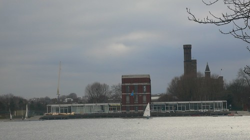 Stoke Newington west reservoir
