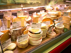 Cheese counter, Culina, Dempsey Hill