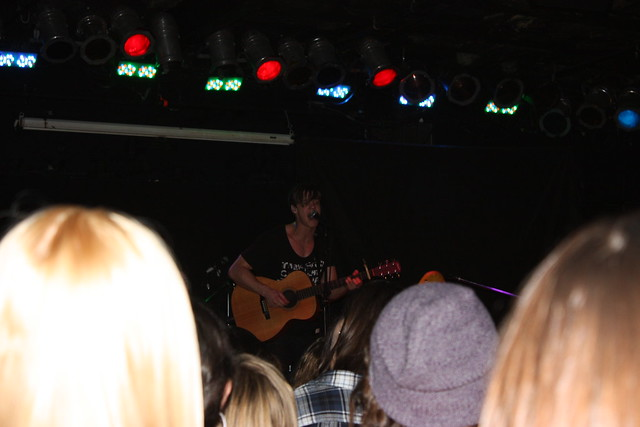 The Cab & The Summer Set 2/1/12