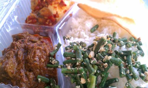 Nasi Campur from Wayang House