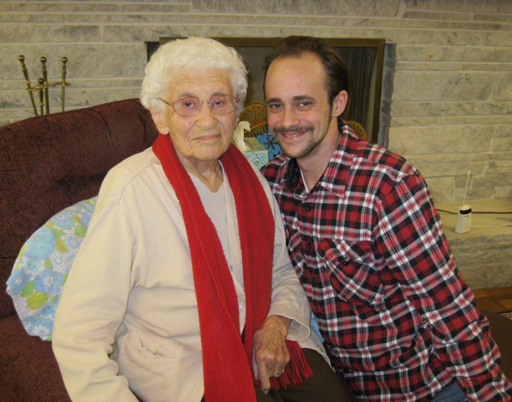 Nana is 96!
