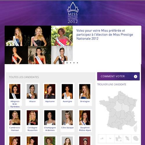 votez pour Miss Roubaix