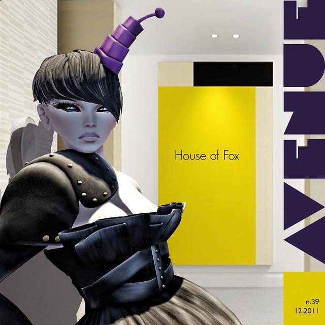 AVENUE Magazine December 2011
