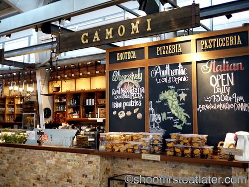 Ca' Momi - Oxbow Public Market
