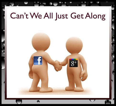 FacebookandGooglePlus