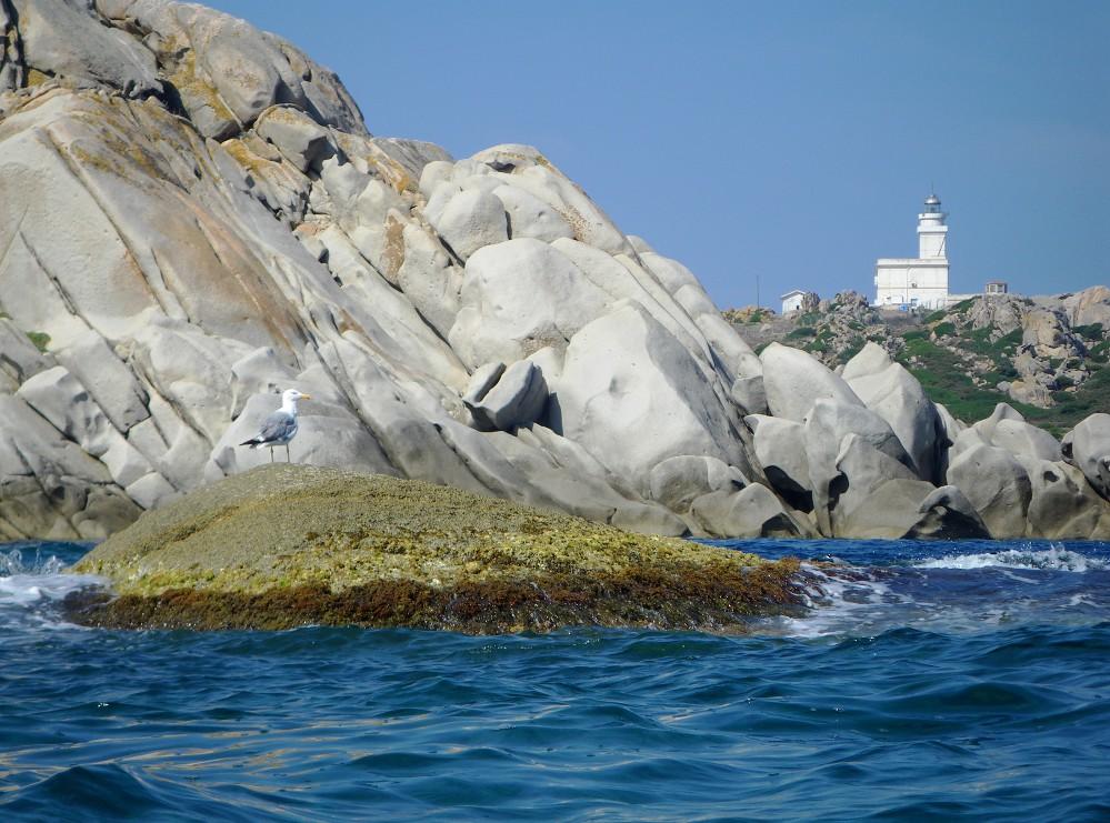 Capo Testa - Faro e Graniti della costa nord