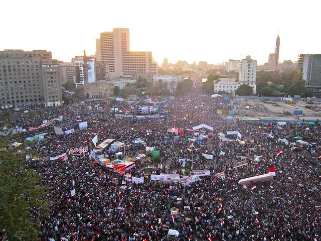 #Tahrir 25 Jan 2012
