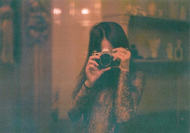 Amazing film photography by Aleksandra Urbanowicz