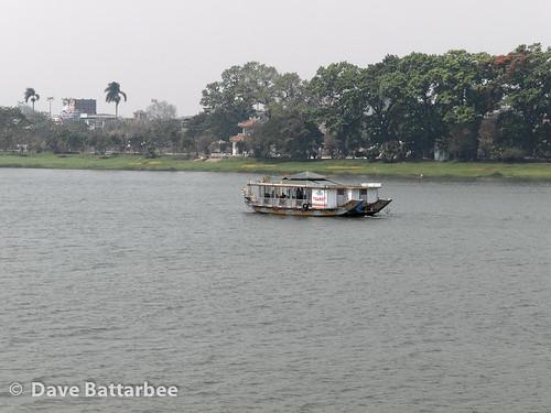 Tourist Dragon Boat
