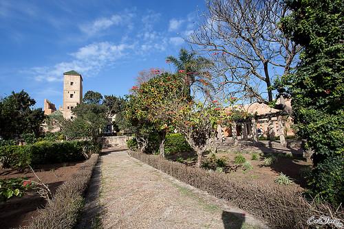 Jardines Andaluces, RABAT