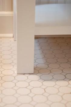 May bath hexagon floor tile