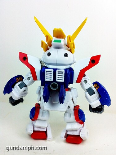 SD Archive Shining Gundam Unboxing Review (19)