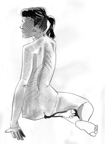 Figure Drawing, 11.11.22 - 1