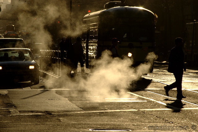 Streetcar Steam #2