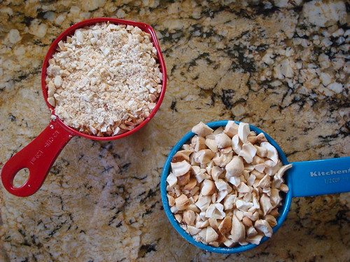 cashews two ways