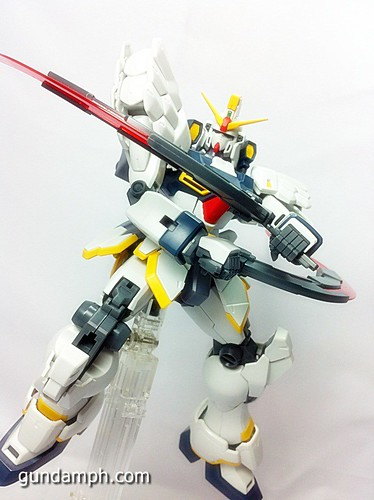 MG 1 100 Sandrock EW Out Of The Box Build Review (60)