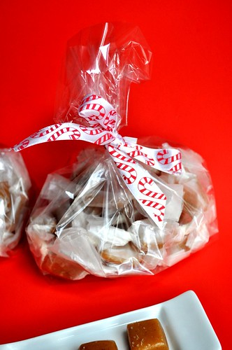 Fleur de Sel Caramels with Vanilla Beans 2