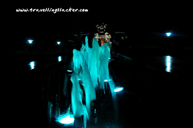 Tungabhadra Dam Park Fountain (7)