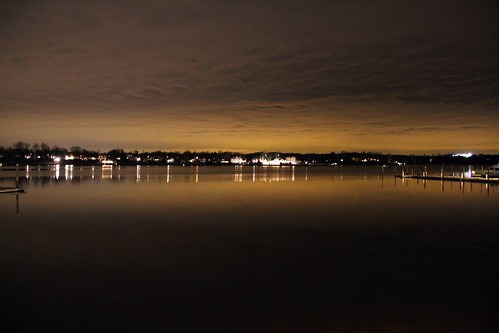 162.365 :: the Navesink at night