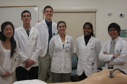 One awesome group of Pre/Pseduo-Doctors!