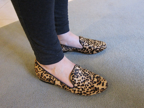 Leopardy Shoes