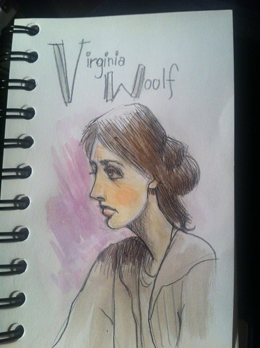 Day 26 - Virginia Woolfe