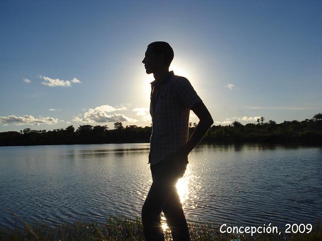 Edson Hurtado en Concepcion, Bolivia
