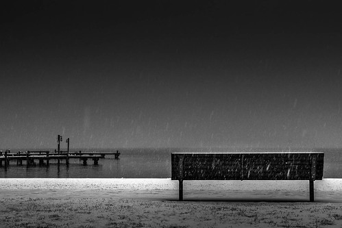 Lake Effect Snow by Terry Schmidbauer