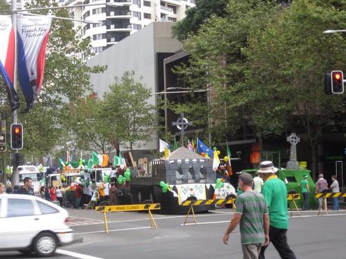 The Irish are coming! St Patties day prep - 2012 9:43 AM
