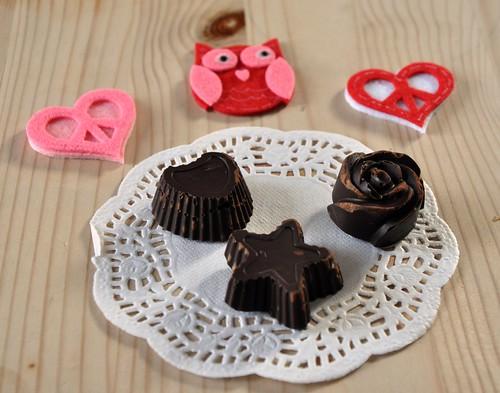 Pfefferminzschokolade
