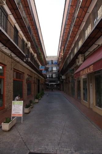 City center of Cordoba