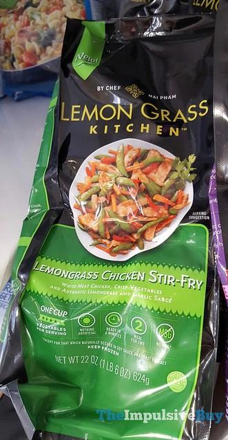 Lemon Grass Kitchen Lemongrass Chicken Stir-Fry