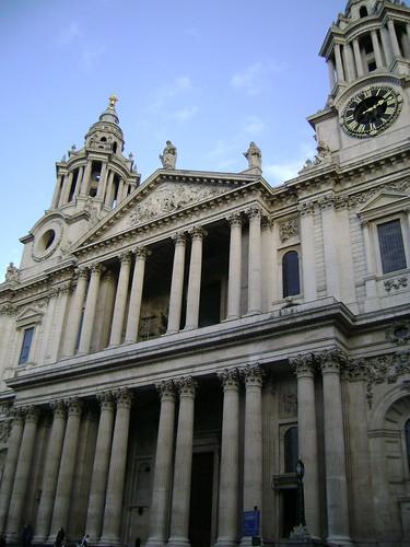 St. Paul's facade